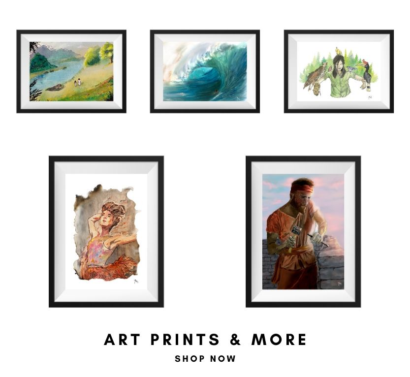 Art Prints and More