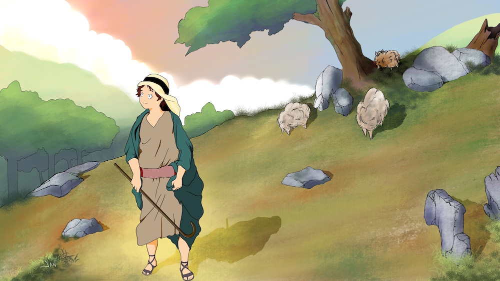 David 1 Shepherd